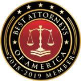 Best Attorneys of America 2018-2019 Member